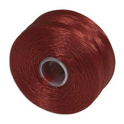 S-lon bead cord tex 45 red