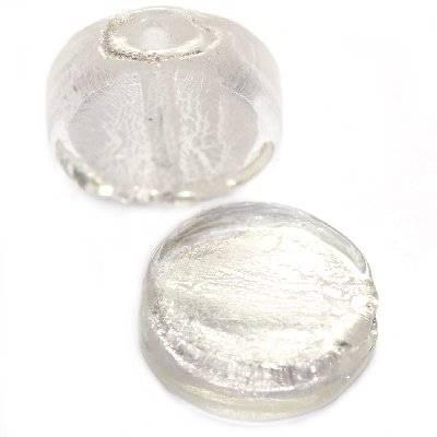 lampwork monety biel 15 mm