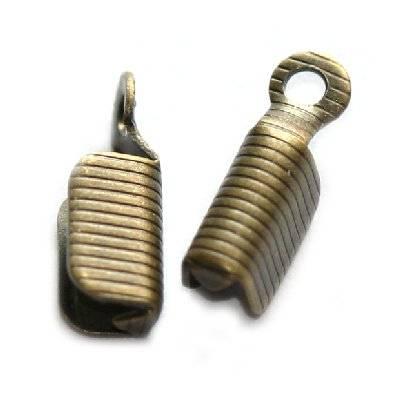 zaciski do linek długie karbowane