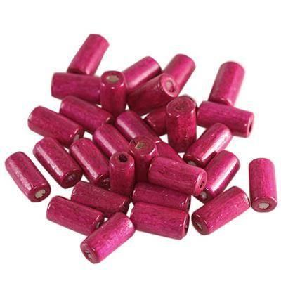 bacchette in legno rosa 12 x 5 mm