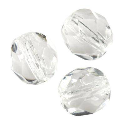 round beads crystal 6 mm