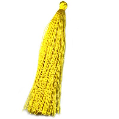 tassels gold 90 mm