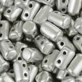 Matubo Rulla colour crystal bronze aluminium 3 x 5 mm