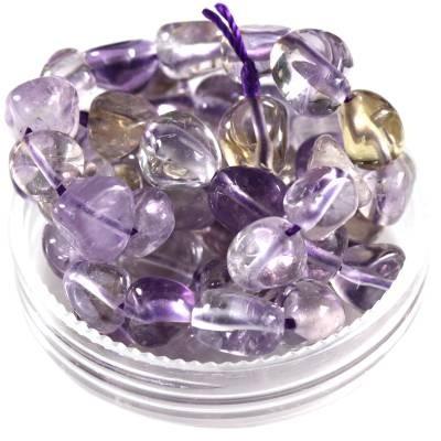 kamień premium ametryn 5 - 9 mm kamień szlachetny naturalny