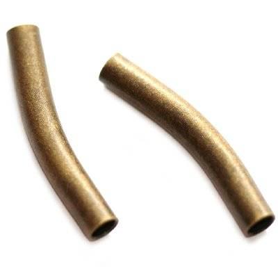 Röhrchen dick gebogen 2.6 cm