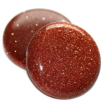 monety piasek pustyni 25 mm kamień półszlachetny syntetyczny