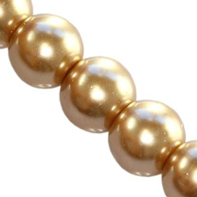 glass pearls cashmere 8 mm