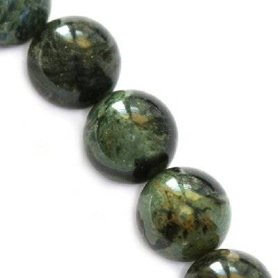 jasper kambaba beads 6 mm / semi-precious stone