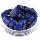 lapis premium chips lapis 5 - 9 mm / semi-precious stone