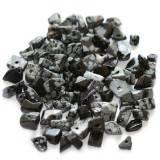 snowflake jasper chips/ semi-precious stone