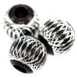 kule aluminiowe czarne 14 mm
