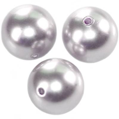 Swarovski crystal pearl lavender 10 mm