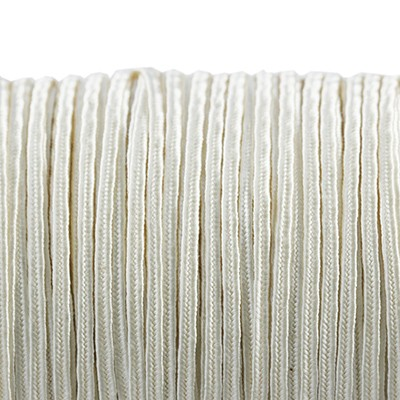 Rayon soutache cord 2.5 mm linen