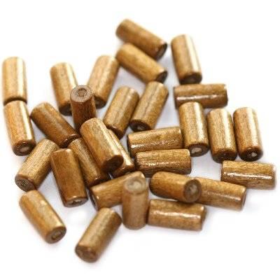 pałeczki drewniane jasno-brązowe 12 x 5 mm